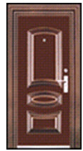 kit5 Металлические двери