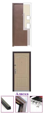 kit6 Металлические двери