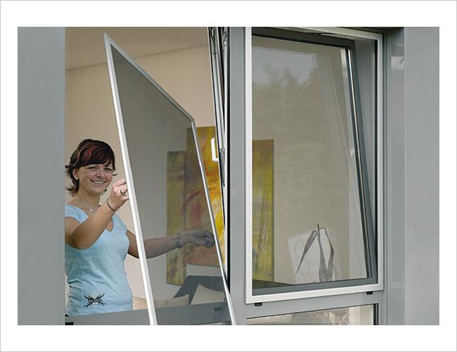 moskitka na ramke ex1 Москитные сетки на окна