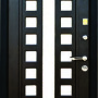 металлические двери 70 х 2000